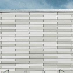 öko skin | Alburg secondary school | Facade systems | Rieder