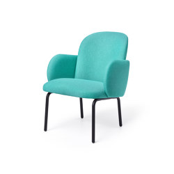 Dost Lounge Steel Lightgreen   Armchairs   PUIK