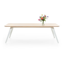 Fold Large White | Dining tables | PUIK