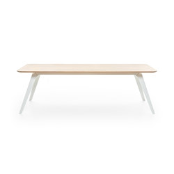 Fold Small White | Dining tables | PUIK