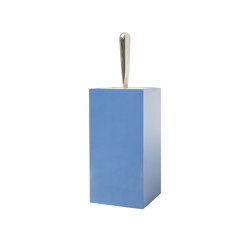 Blok Pigeon blue | Knife blocks | JOHANENLIES