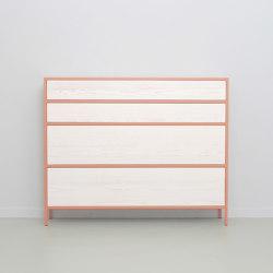 Schoen Beige red | Cabinets | JOHANENLIES