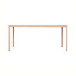 Simpelveld Oak Beige red | Dining tables | JOHANENLIES