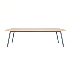 Valkenburg Ash Blue grey | Contract tables | JOHANENLIES