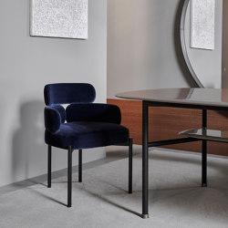 Sylvie chair | Stühle | Meridiani