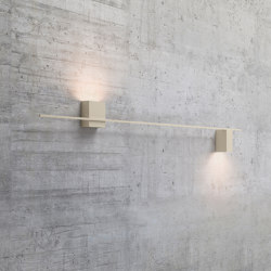 Structural 2612 Wall lamp | Wall lights | Vibia
