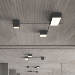 Structural 2647 Ceiling lamp | Ceiling lights | Vibia