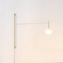 Tempo 5758 Wall lamp | Wall lights | Vibia