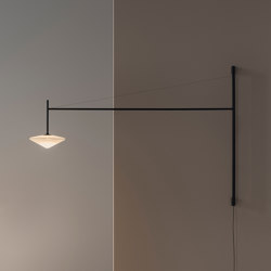 Tempo 5761 Wall lamp | Wall lights | Vibia