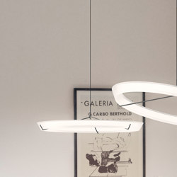 Halo Jewel 2350 Hanging lamp | Suspended lights | Vibia