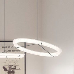 Halo Jewel 2351 Hanging lamp | Suspended lights | Vibia