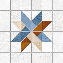 Seine | Arcole-R Azul | Keramik Mosaike | VIVES Cerámica
