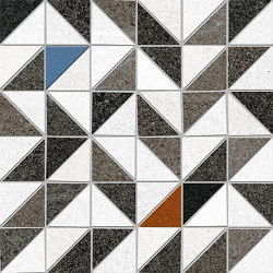 Seine | Havre-R Grafito | Mosaici ceramica | VIVES Cerámica