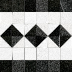 Seine | Iena-R 2 Grafito | Keramik Mosaike | VIVES Cerámica