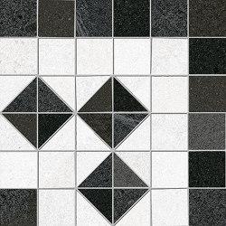 Seine | Iena-R 3 Grafito | Mosaici ceramica | VIVES Cerámica