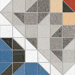 Seine | Suresnes-R Cemento | Ceramic mosaics | VIVES Cerámica