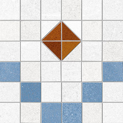 Seine | Tabarly-R 2 Azul | Mosaici ceramica | VIVES Cerámica