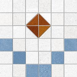 Seine | Tabarly-R 2 Azul | Ceramic mosaics | VIVES Cerámica