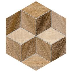 Seine | Hexágono Freret Multicolo | Keramik Fliesen | VIVES Cerámica