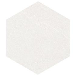 Seine | Hexágono Seine Blanco | Keramik Fliesen | VIVES Cerámica