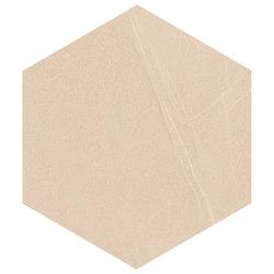 Seine | Hexágono Seine Crema | Ceramic tiles | VIVES Cerámica