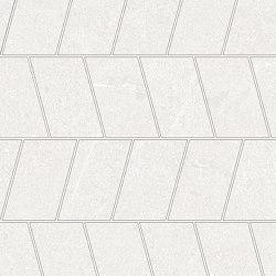 Seine | Mosaico Loing Blanco | Ceramic mosaics | VIVES Cerámica