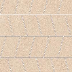 Seine | Mosaico Loing Crema | Ceramic mosaics | VIVES Cerámica