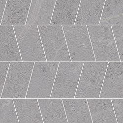Seine | Mosaico Loing Gris | Ceramic mosaics | VIVES Cerámica