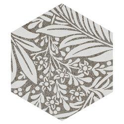Seine | Hexágono Duroc Multicolor Cemento | Keramik Fliesen | VIVES Cerámica