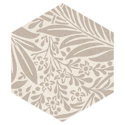 Seine | Hexágono Duroc Multicolor Crema | Keramik Fliesen | VIVES Cerámica