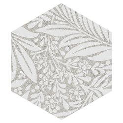 Seine | Hexágono Duroc Multicolor Gris | Ceramic tiles | VIVES Cerámica