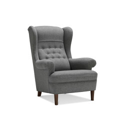 Häggbom (fixed seat) | Sillones | O.H. Sjögren