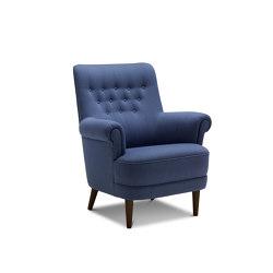 Hemmakväll armchair | Sillones | O.H. Sjögren