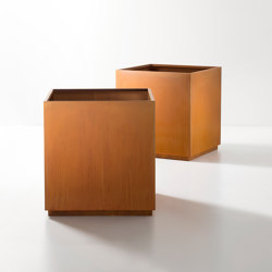 Cube | Pots de fleurs | De Castelli