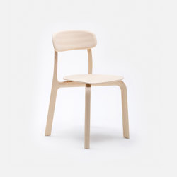 Alter Stackable Chair | Chairs | MS&WOOD