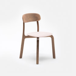 Alter Upholstered Stackable Chair | Chairs | MS&WOOD