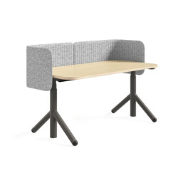 Flex Height Adjustable Desk | Desks | Steelcase