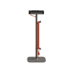 Flex Power Stand | Enchufes Schuko | Steelcase