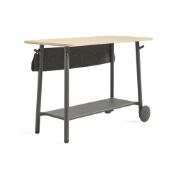 Flex Worktable Standing | Standing tables | Steelcase