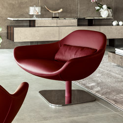 Meredith | Sillones | Longhi S.p.a.