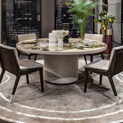 Re | Dining tables | Longhi S.p.a.