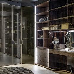 Atelier | Walk-in wardrobes | Longhi S.p.a.