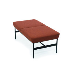 Dapple bench, 1-seater | Panche | VAD AS
