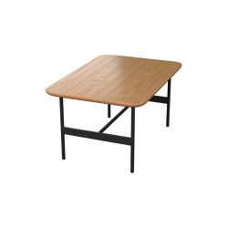 Dapple table 80x55cm | Couchtische | VAD AS