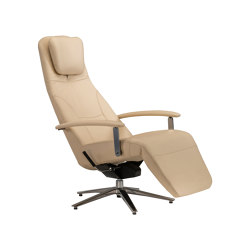Contura 19.50 with upholstered arms | Sillones | VAD AS
