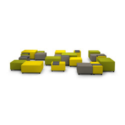 modul21-120 | Poufs / Polsterhocker | modul21