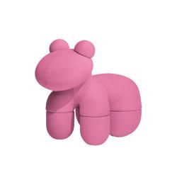 Pony, upholstery: classic pink   Poufs   Eero Aarnio Originals