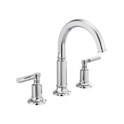 Widespread with Arc Spout and Lever Handles | Wash basin taps | Brizo