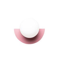 C.Lamp Bubblegum Pink | Lampade parete | Swedish Ninja