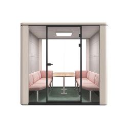 se:cube | Box de bureau | Sedus Stoll